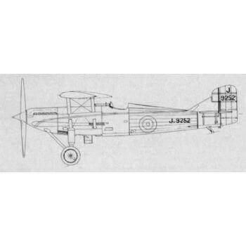 Westland Wizard Line Drawing 3102