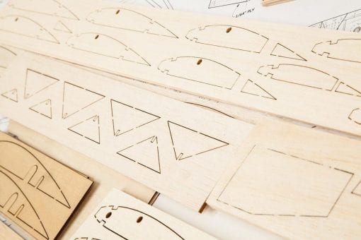Slingsby T31M CNC Wood Pack