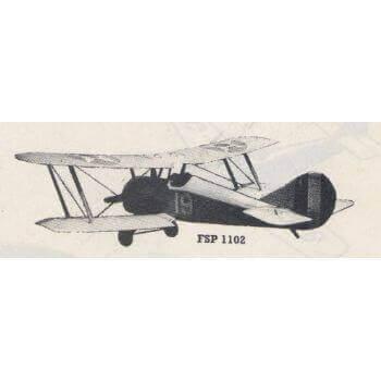 Thomas Morse S4C Plan FSP1102