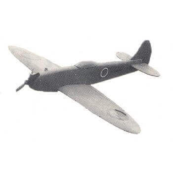 Projed Spitfire Plan MPA409