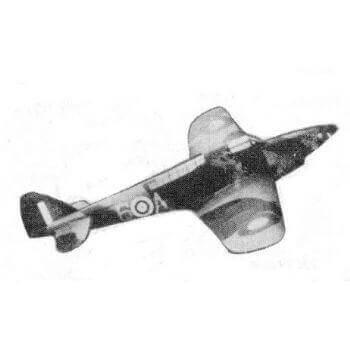 Fairey Fulmar Plan MA363