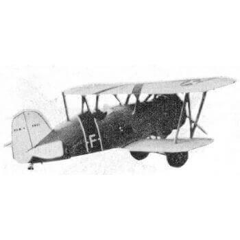 Boeing F4B-4 Plan MA290