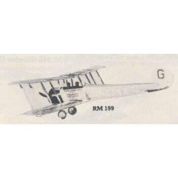 RM199 Avro 504K