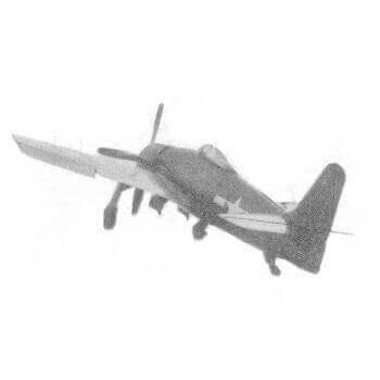 Grumman Bearcat Plan MA214