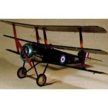 Sopwith Triplane Plan FSP545