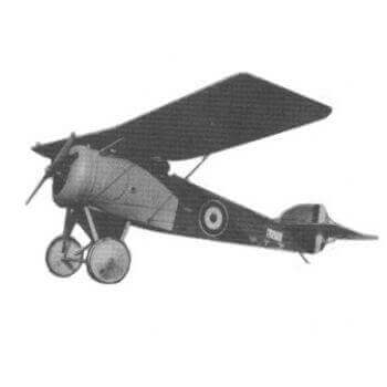 Spad S7C1 Scout Plan FSP373