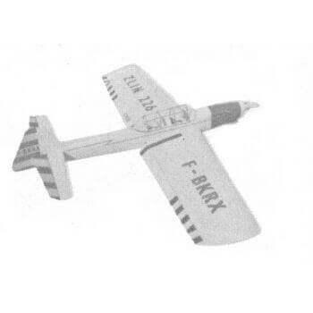 Zlin 226 Plan CL955