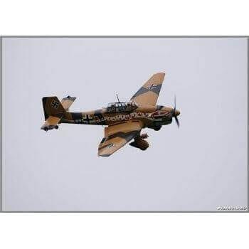 Stuka Plan CL1299
