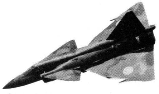 RC1470 Saab Viggen