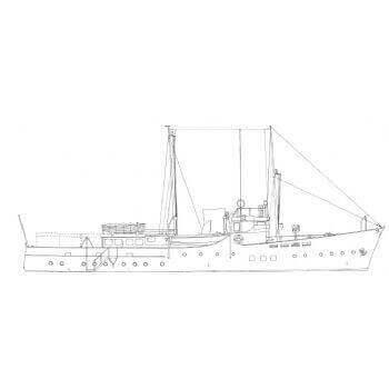 PB 8 Motor Yacht Mermaid