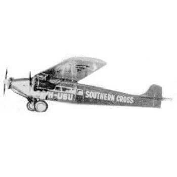 CL688 Southern Cross Fokker