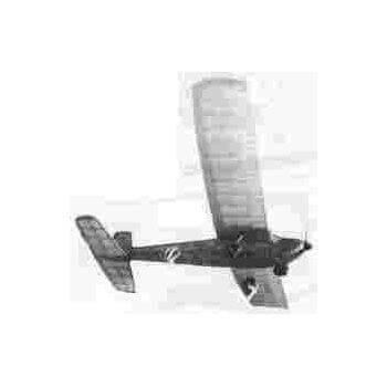 RC366 Rudder Bug