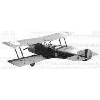 RC1671 Sopwith 1 1/2 Strutter