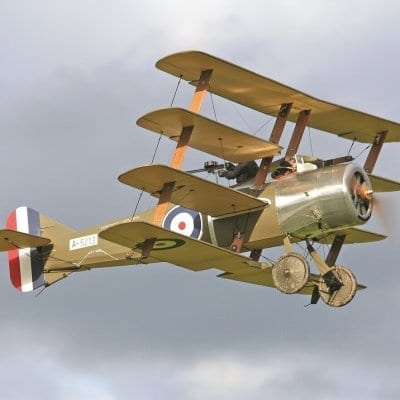 RC2139 Armstrong Whitworth FK10 quadruplane
