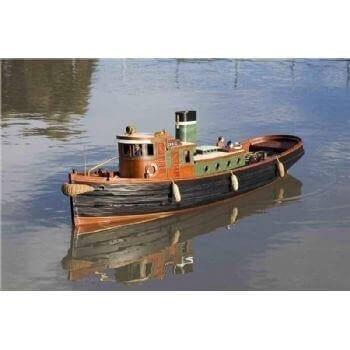 Tug Boat Craig MM1522 Plan