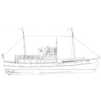 M V Yorkshire Belle Plan MM1521