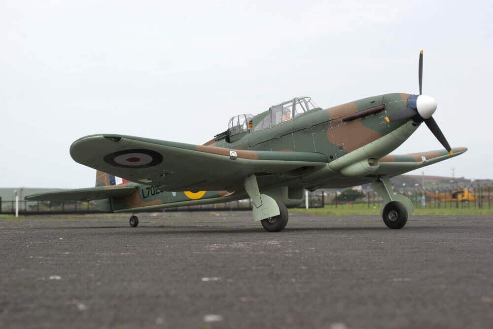 Boulton Paul Defiant Mk.1 Plan