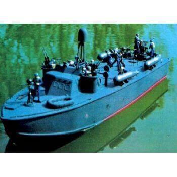 MAGM2018 Higgins PT Boat Plan