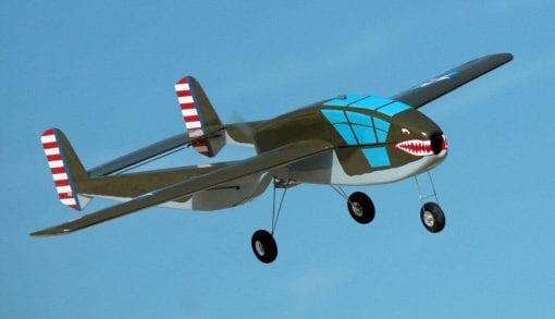 Bell XP-59 'Belle' Plan