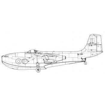 SR1A Line Drawing 3053