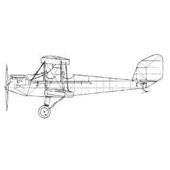 Spartan Arrow Line Drawing 3022