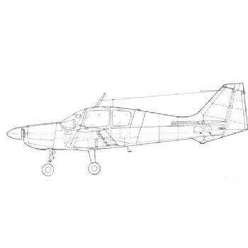 Pup 100 & 150 Line Drawing 2890