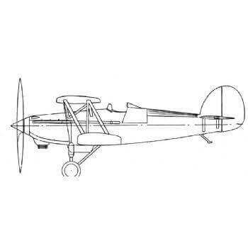 Nimrod Line Drawing 2824