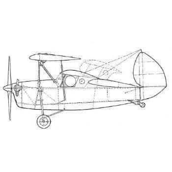 Mignet Pou Du Ciel Line Drawing 2769