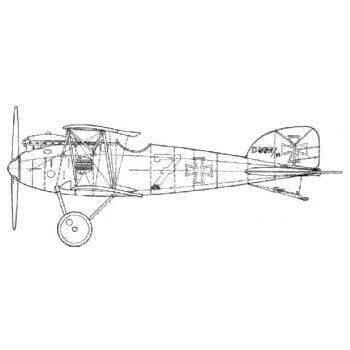 Albatross DII 2746