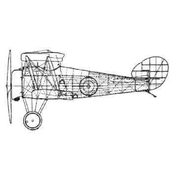 Snipe Line Drawing 2686