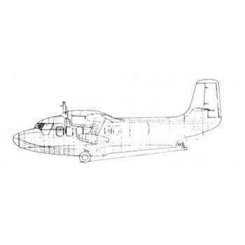 SA6 Sealand Line Drawing 2307