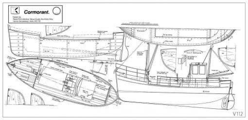 Cormorant Hull HULMM1434