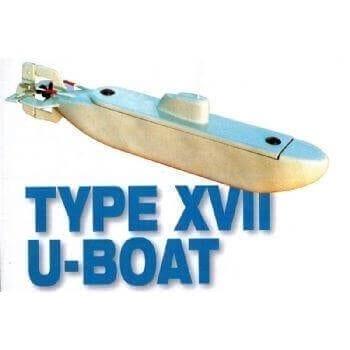 Type XVII MAGM2030 U Boat Plan
