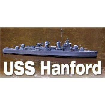 MAGM2034 USS Hanford Plan