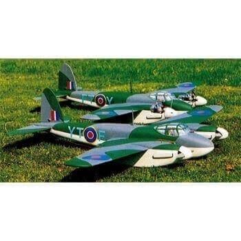 MAG1540 De Havilland Mosquito Plan