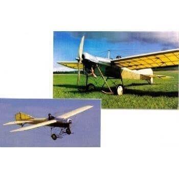 MAG1523 Blackburn 1912 Monoplane Plan