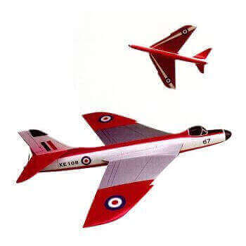 Hawker Hunter Plan