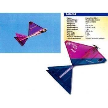 MAG1509 Super Dart Mk 9 Plan