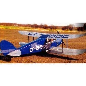 MAG1501 DE Havilland 87A Hornet Moth Plan