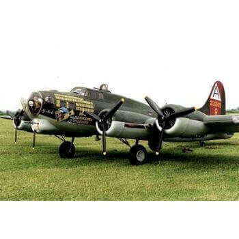 B17 Flying Fortress Set