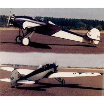 RC1853 Mohawk Pinto Plan