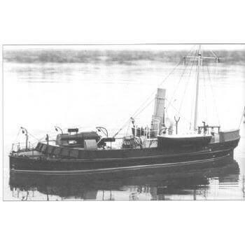 HMS Kite Plan MM1497