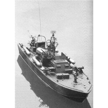 ELCO PT Boat  MM1499