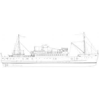 TSMV Lochiel Plan MM1504