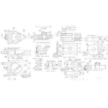 Ajustable Tool Grinding Fixture WE57