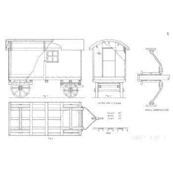 Living Van/Driving Trailer TE35