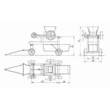 Scratter Mill TE32