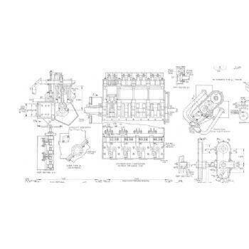 V8 Engine PE39