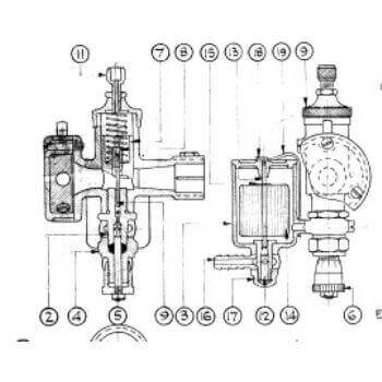 Carburettor PE26