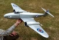 Gloster Meteor F.III SET